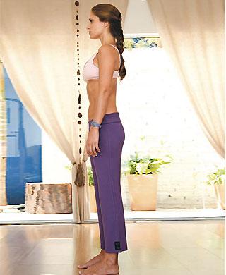 A postura ideal