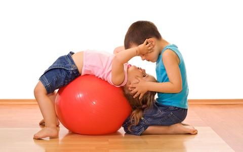 Crianças: é recomendável praticar atividades físicas?