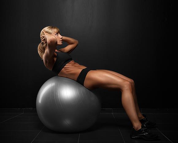 Pilates para obter uma boa forma física, tonicidade muscular e definição muscular